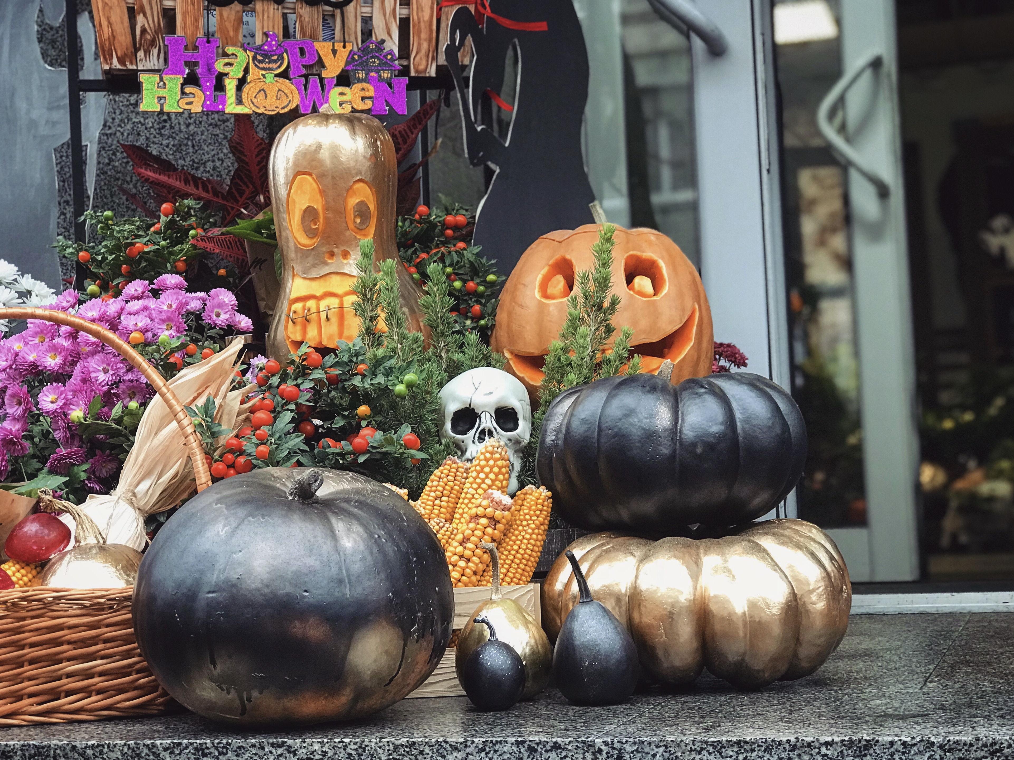 Хэллоуин. 10 идей как подготовиться к празднику!